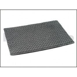 Matrace O´LALA PETS Fuzzy šedá 70x100cm