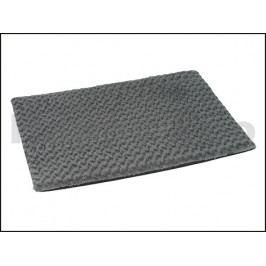 Matrace O´LALA PETS Fuzzy šedá 40x50cm