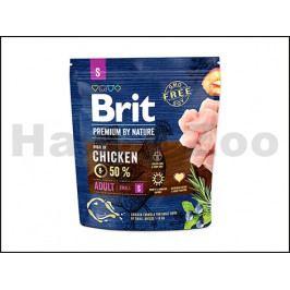 BRIT Premium by Nature Adult (S) 1kg