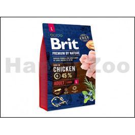 BRIT Premium by Nature Adult (L) 3kg