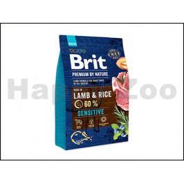 BRIT Premium by Nature Sensitive Lamb 3kg