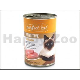 Konzerva PERFECT CAT Chicken 400g