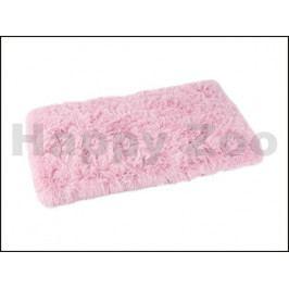 Podložka O´LALA PETS Yetti 70x45cm růžová