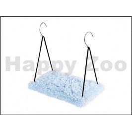 Závěsná polička O´LALA PETS Soft 34x52cm modrá