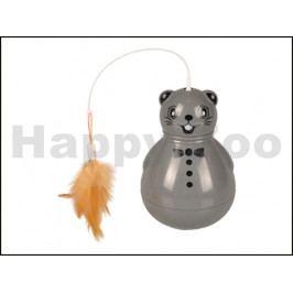 Hračka pro kočky FLAMINGO - Wobbler Mouse