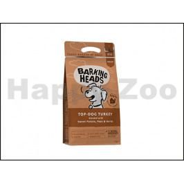 BARKING HEADS New Top-Dog Turkey 2kg