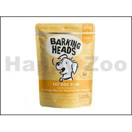 Kapsička BARKING HEADS New Fat Dog Slim 300g