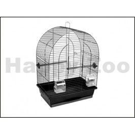 Klec pro ptáky FLAMINGO Budgie Klara 1 černá 39x25x53cm