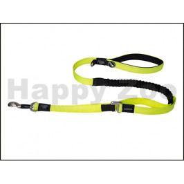 Vodítko ROGZ Control Lead HLOC 16 Long H-Yellow (XL) 2,5x120cm