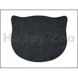 Prostírání TRIXIE plstěné kočičí hlava 45x37cm