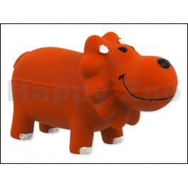 Hračka DOG FANTASY latex - lev oranžový 10cm