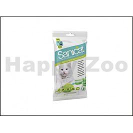 Čistící rukavice SANICAT s aloe vera pro zvířata (4ks)