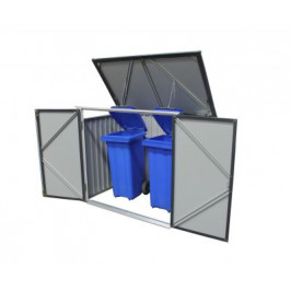 DURAMAX Úložný box na popelnice - antracit, Duramax 74051