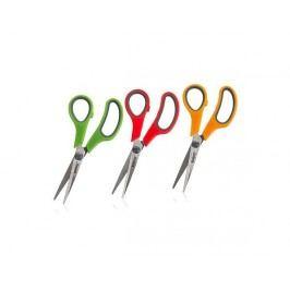 Nůžky pro domácnost protiskluzové CULINARIA 15 cm, assort