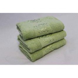 Ručník Bambu světle zelený