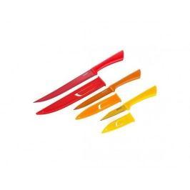 3 dílná sada nožů s nepřilnavým povrchem, Flaret Colore