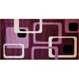 Kusový koberec Rumba 5280, malina