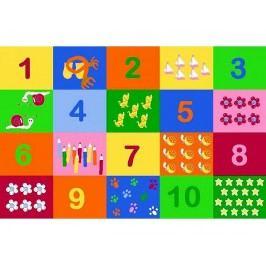 Dětský koberec Twister II