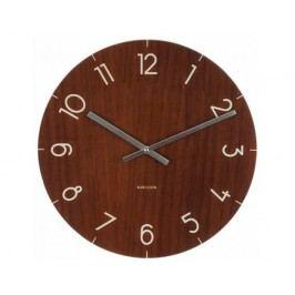 Designové stolní i nástěnné hodiny 5617DW Karlsson 17cm