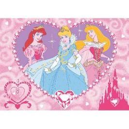 Dětský koberec Princesses Jewels P19