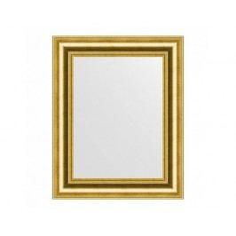 Zrcadlo patinované zlato