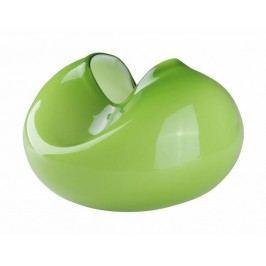Váza Glass zelená 12