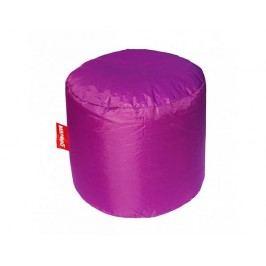 Fialový sedací vak BeanBag Roller