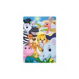 Dětský koberec Fairy tale 636 savannah