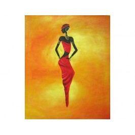Obraz - Africká dívka