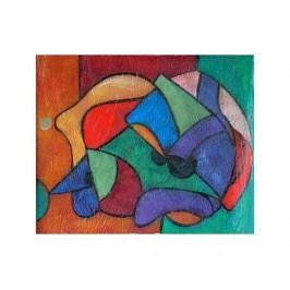 Obraz - Abstraktní lůžko