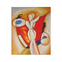 Obraz - Abstraktní tanečníci