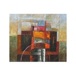 Obraz - Abstraktní dům
