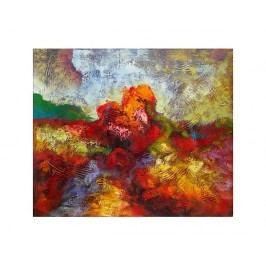 Obraz - Barevná růže