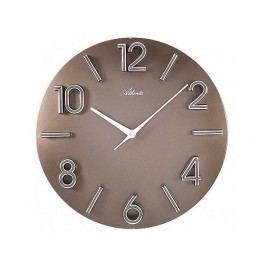 Designové nástěnné hodiny Atlanta AT4397-3