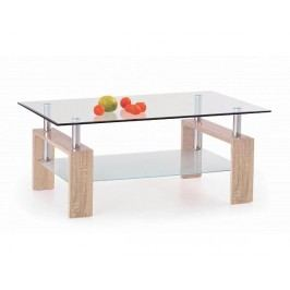 Konferenční stolek Diana dub sonoma