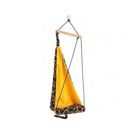 Dětské závěsné křeslo Mini Hang Giraffe