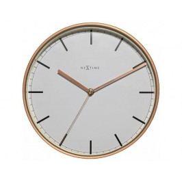 Designové nástěnné hodiny 3119st Nextime Company 25cm