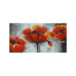Obraz - Tři rudé květy