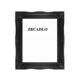 Rámované zrcadlo