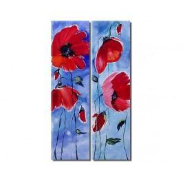 Obrazový set - Kouzelné květy