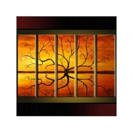 Vícedílné obrazy - Zrcadlení