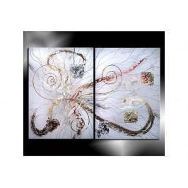 Vícedílné obrazy - Vlající