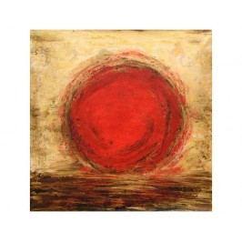 Obraz - Červený měsíc