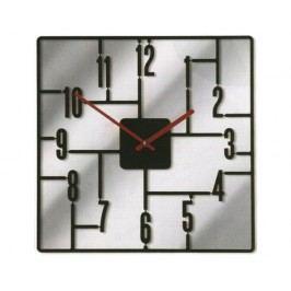 Designové hodiny D&D 270 Meridiana, černý lak