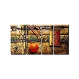 Obrazový set - Ztracené jablko