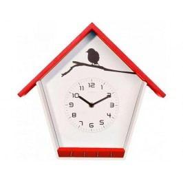 Designové nástěnné hodiny 3109ro Nextime 33cm