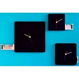 Designové hodiny Diamantini a Domeniconi Tabla 33x33cm
