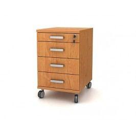 Kontejner - tužkovník, 3 zásuvky
