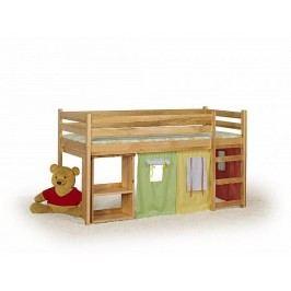 Dětská patrová postel Emi
