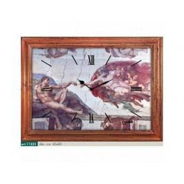 Originální nástěnné hodiny 11222 Lowell Prestige 80cm